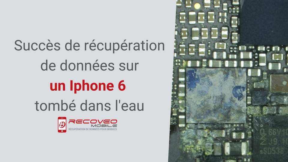 Recuperation-donnees-sur- iphone-6-tombe-eau