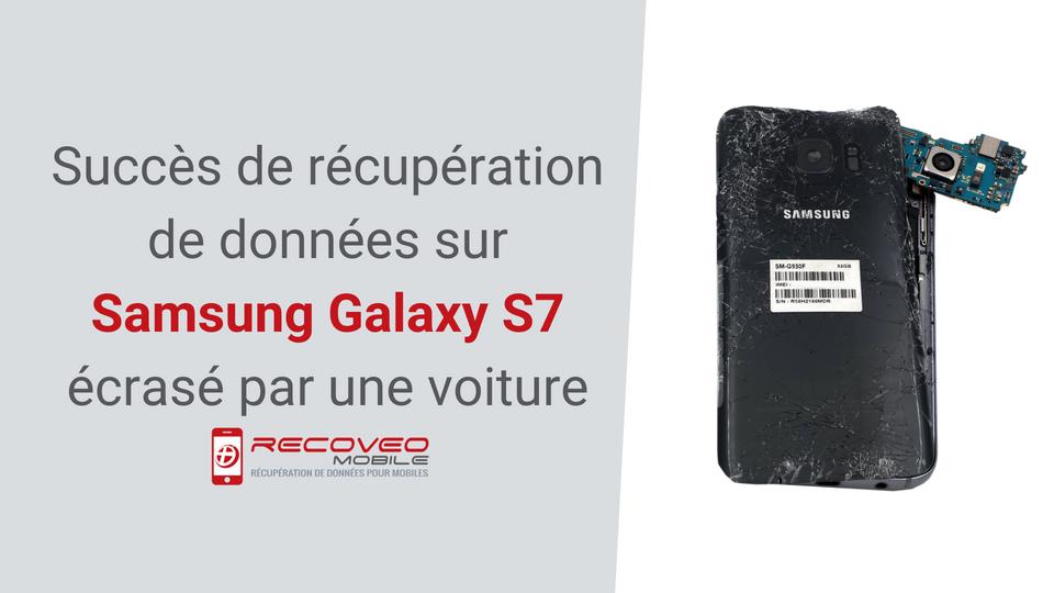 Récupération-données-sur-samsung-galaxy-S7-écrasé-voiture